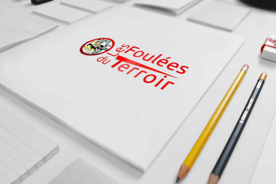 Presentation Logo - Les Foulees du Terroir