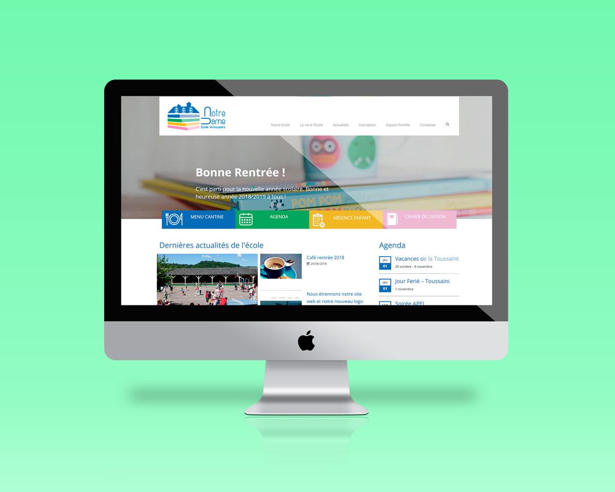 Création site web digitalmkt